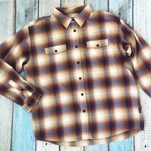 Patagonia organic cotton shirt